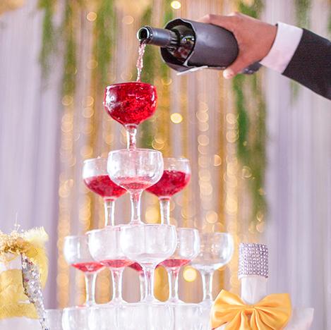 Ha Tien Vegas Hotel Wedding Service