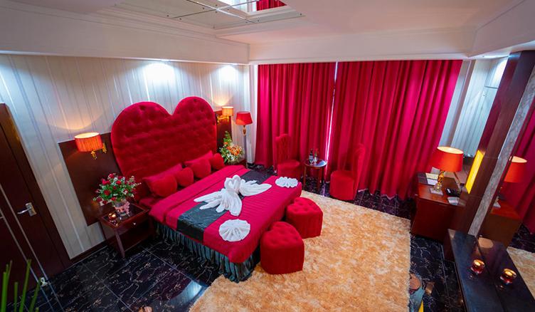 Ha Tien Vegas Hotel Honeymoon Suite