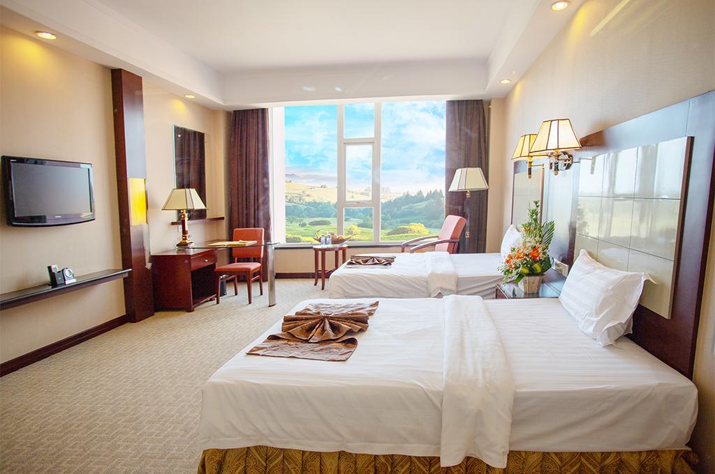 Ha Tien Vegas Hotel Rooms