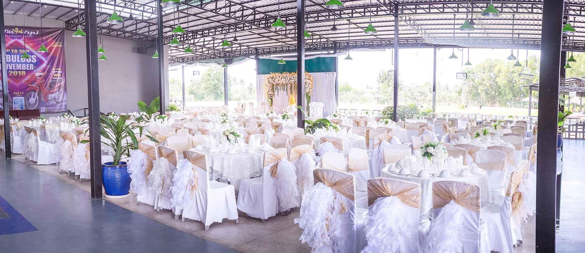Ha Tien Vegas Hotel Weddings