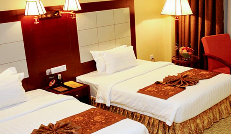 Ha Tien Vegas Hotel Deluxe Rooms