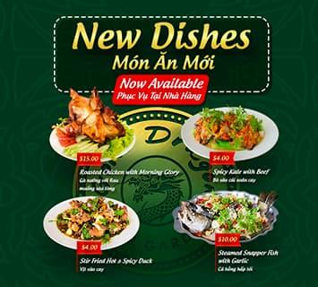Ha Tien Vegas Hotel Food