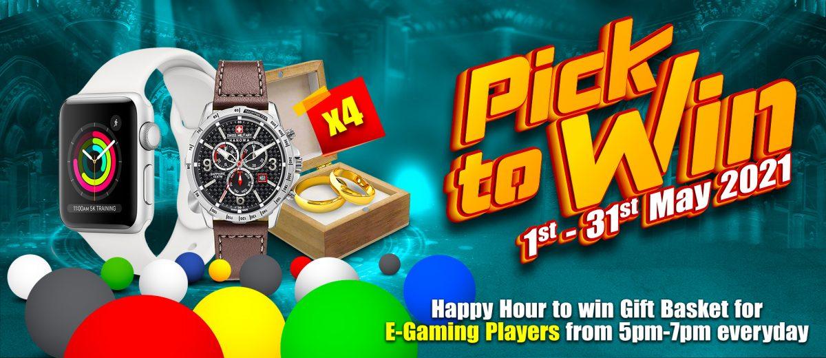 Ha Tien Vegas, Cambodia,  May 2021 Promotions